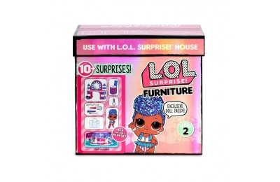 reasonable L.O.L. Surprise! Furniture Backstage with Independent Queen & 10+ Surprises cheap competitive