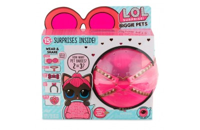 reasonable L.O.L. Surprise! Biggie Pet - Spicy Kitty cheap competitive