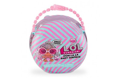 competitive L.O.L. Surprise! Ooh La La Baby Surprise Lil Kitty Queen with Purse & Makeup Surprises cheap reasonable