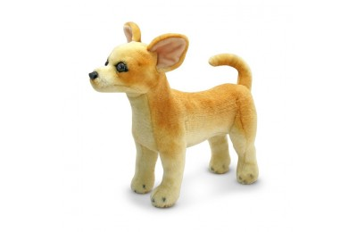cheap Melissa & Doug Chihuahua Dog - Lifelike Stuffed Animal reasonable competitive
