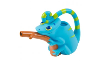 competitive Melissa & Doug Sunny Patch Camo Chameleon Watering Can With Tail Handle and Branch-Shaped Spout reasonable cheap