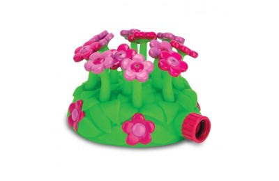 competitive Melissa & Doug Sunny Patch Blossom Bright Sprinkler Toy With Hose Attachment, Kids Unisex reasonable cheap