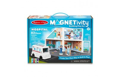 competitive Melissa & Doug Magnetivity - Hospital reasonable cheap