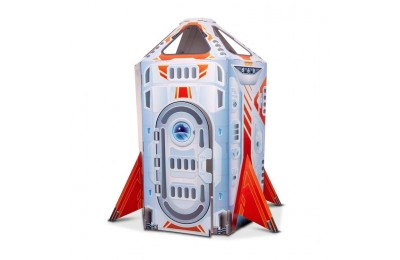competitive Melissa & Doug Rocket Ship Indoor Corrugate Playhouse reasonable cheap