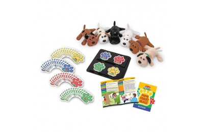 competitive Melissa & Doug Puppy Pursuit Games - 6 Stuffed Dogs, 60 Cards - 10 Games With Variations reasonable cheap