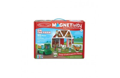 cheap Melissa & Doug Magnetivity - On the Farm reasonable competitive