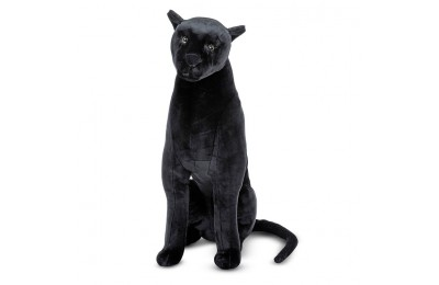 competitive Melissa & Doug Giant Panther - Lifelike Stuffed Animal (nearly 3 feet tall) reasonable cheap