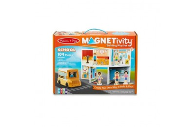 reasonable Melissa & Doug Magnetivity - School competitive cheap