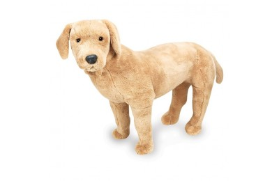 reasonable Melissa & Doug Giant Yellow Labrador - Lifelike Stuffed Animal Dog (nearly 2 feet tall) competitive cheap