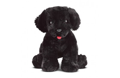 cheap Melissa & Doug Benson Black Lab - Stuffed Animal Puppy Dog competitive reasonable
