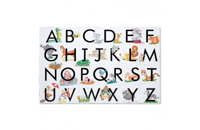 reasonable Melissa And Doug Learn The Alphabet Floor Puzzle 24pc cheap competitive