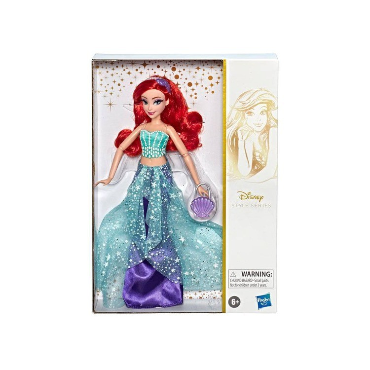 reasonable Disney Princess Style Series Ariel Doll with Purse and Shoes competitive cheap