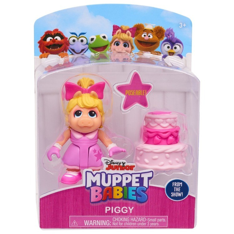 competitive Disney Junior Muppet Babies Poseable Piggy cheap reasonable