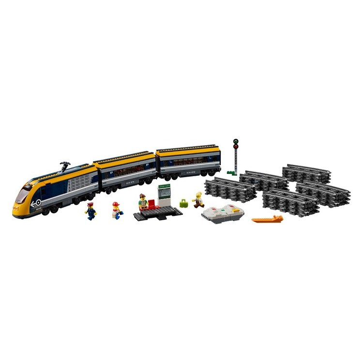 reasonable LEGO City Passenger Train 60197 competitive cheap