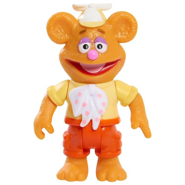 competitive Disney Junior Muppet Babies Poseable Fozzie reasonable cheap