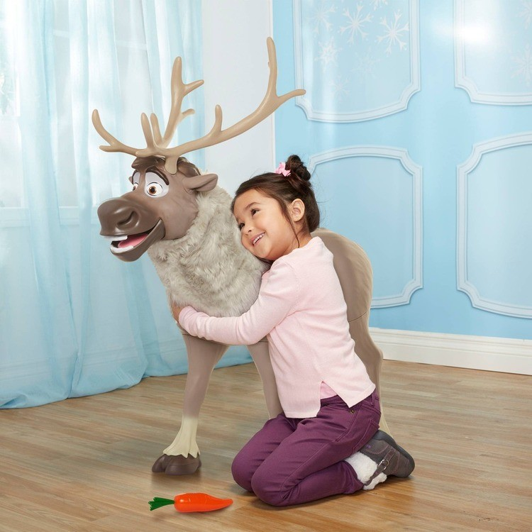 cheap Disney Frozen 2 Playdate Sven reasonable competitive