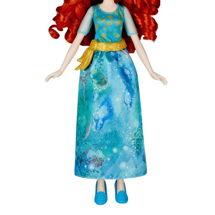 competitive Disney Princess Royal Shimmer - Merida Doll cheap reasonable