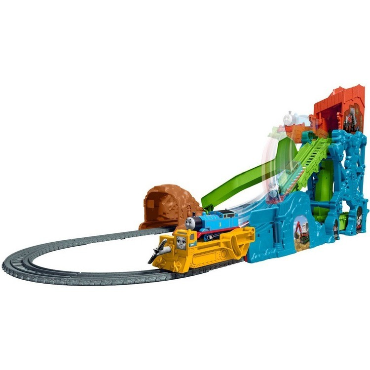 competitive Fisher-Price Thomas & Friends TrackMaster Cave Collapse cheap reasonable