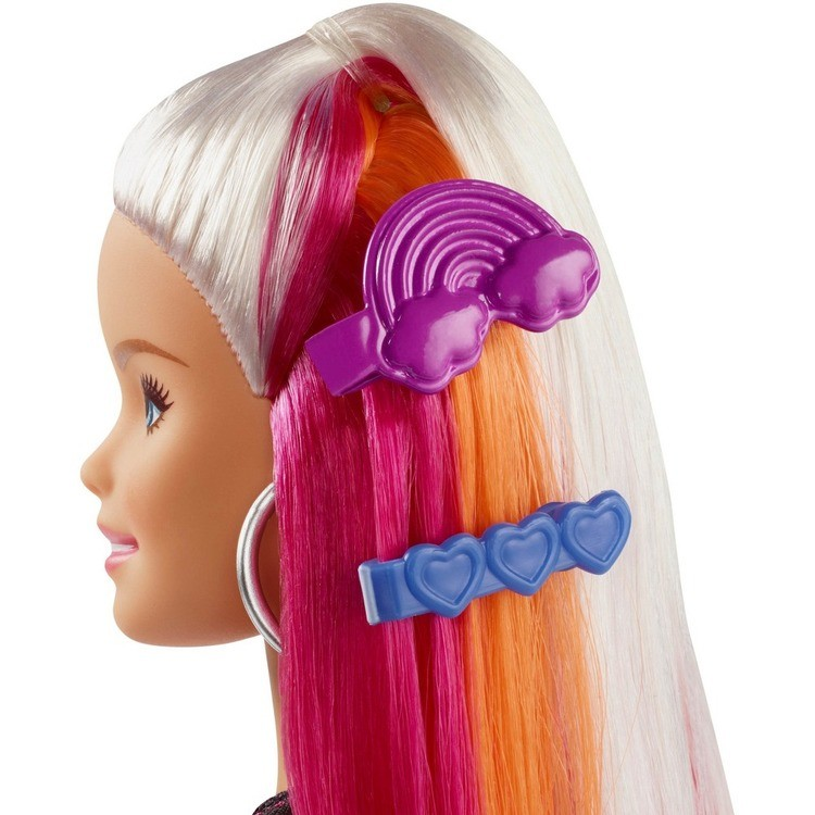 reasonable Barbie Rainbow Sparkle Hair Barbie Doll cheap competitive