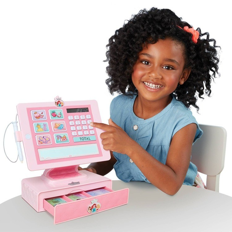 cheap Disney Princess Style Collection - Cash Register competitive reasonable