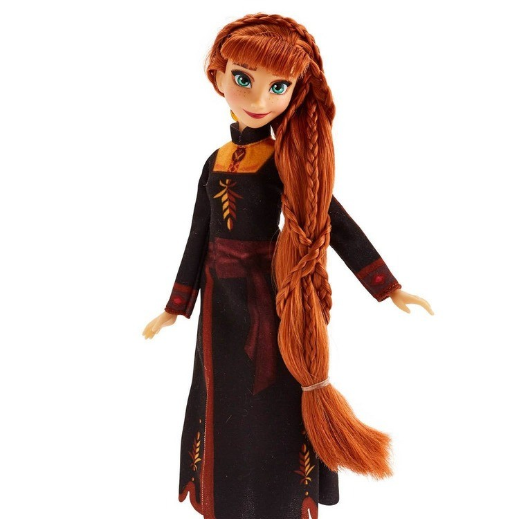 reasonable Disney Frozen 2 Sister Styles Anna Fashion Doll With Extra-Long Red Hair, Braiding Tool and Hair Clips competitive cheap