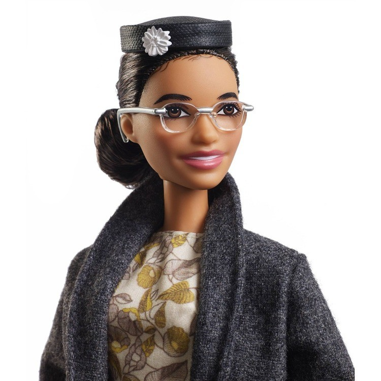 competitive Barbie Signature Inspiring Women Series Rosa Parks Collector Doll reasonable cheap