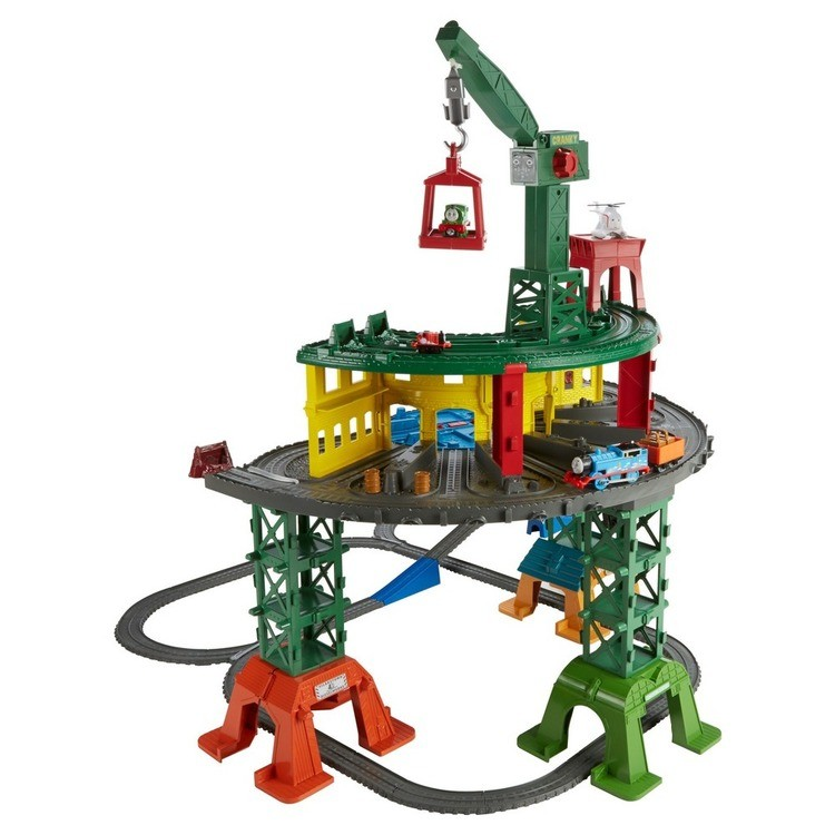 competitive Fisher-Price Thomas & Friends Super Station Trackset reasonable cheap