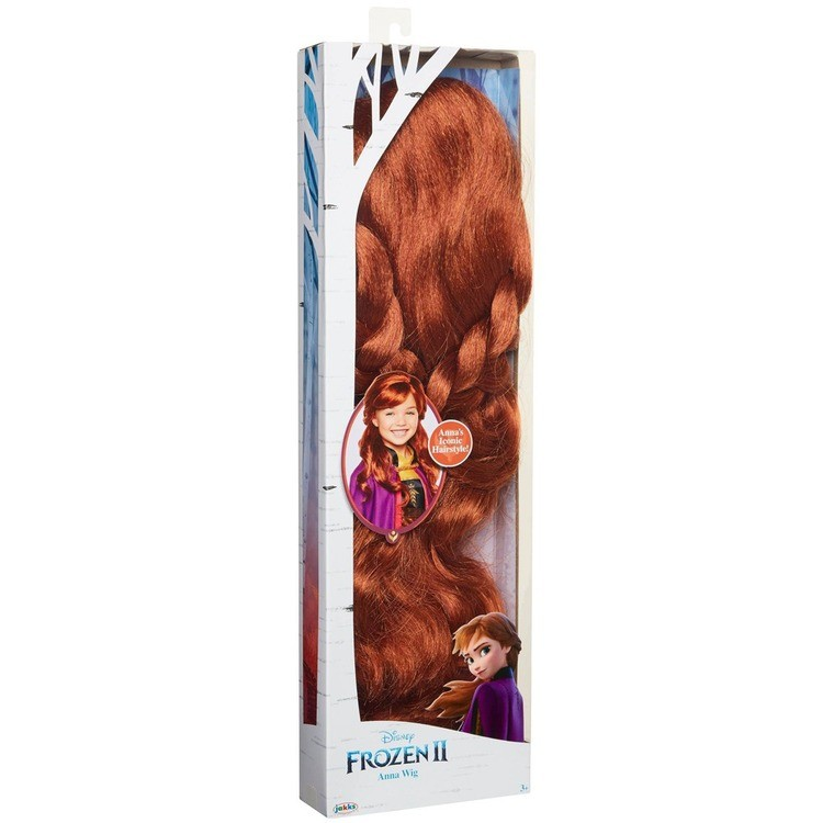reasonable Disney Frozen 2 Anna Wig, Red cheap competitive