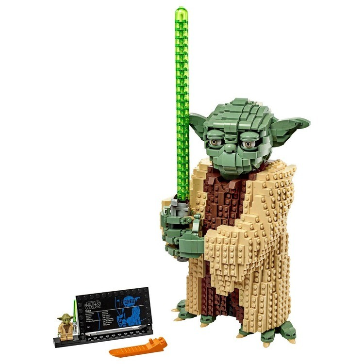 competitive LEGO Star Wars Yoda 75255 reasonable cheap