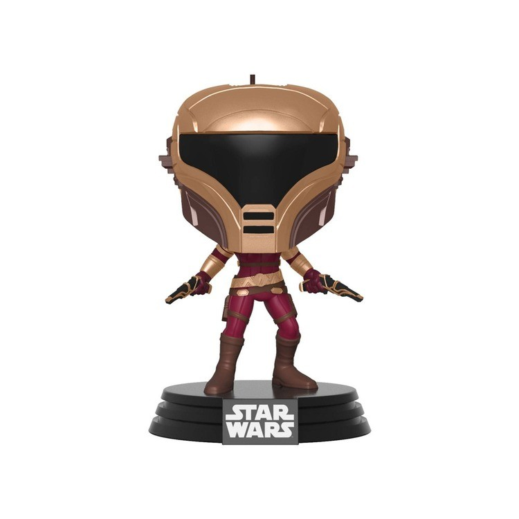 reasonable Funko POP! Star Wars: The Rise of Skywalker - Zorii Bliss cheap competitive