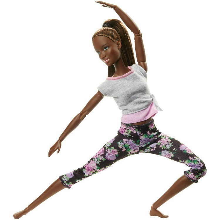 competitive Barbie Made To Move Yoga Nikki Doll reasonable cheap