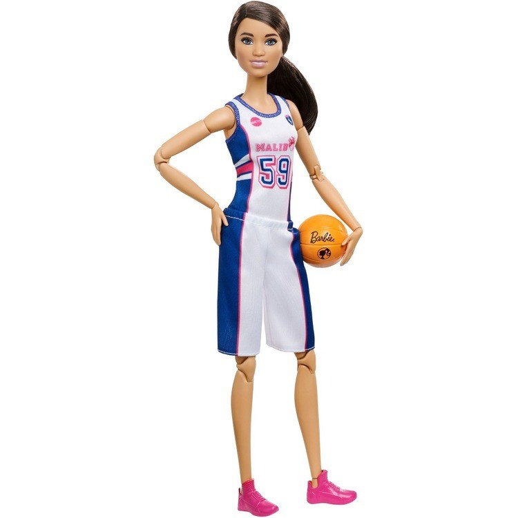 competitive Barbie Made to Move Basketball Player Doll cheap reasonable