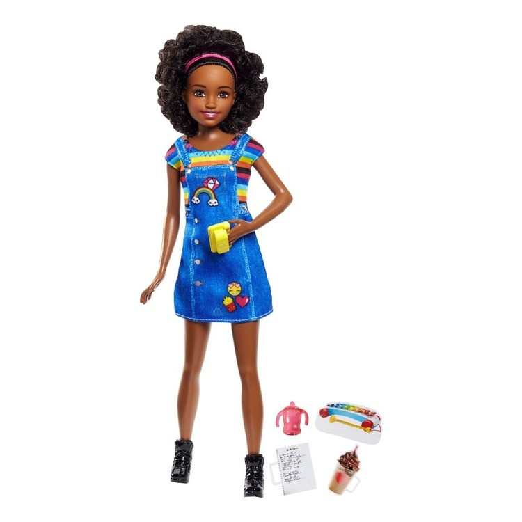 competitive Barbie Skipper Babysisters Inc. Doll - Brunette cheap reasonable