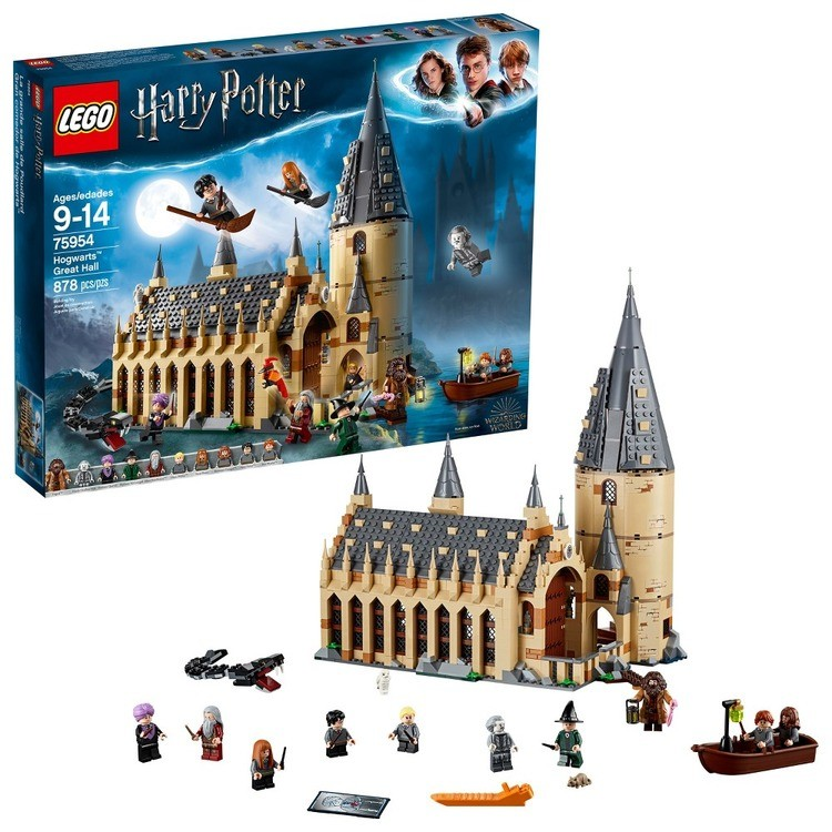 reasonable LEGO Harry Potter Hogwarts Great Hall 75954 competitive cheap