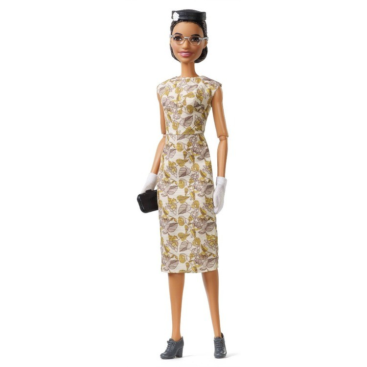 reasonable Barbie Signature Inspiring Women Series Rosa Parks Collector Doll cheap competitive