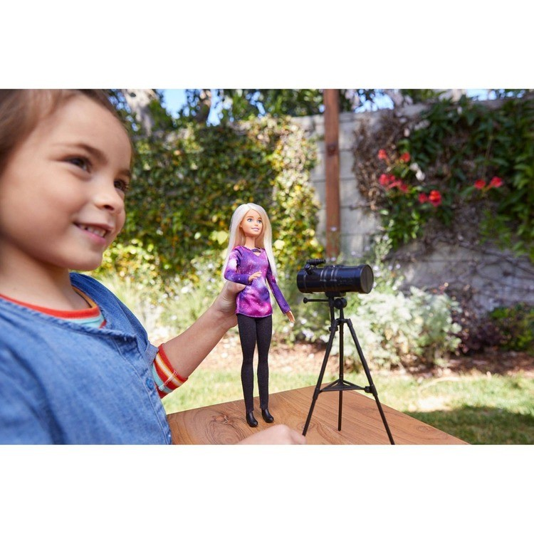 competitive Barbie National Geographic Astronomer Playset cheap reasonable