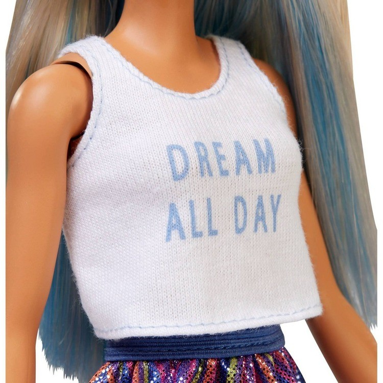 cheap Barbie Fashionistas Doll #120 Dream All Day competitive reasonable