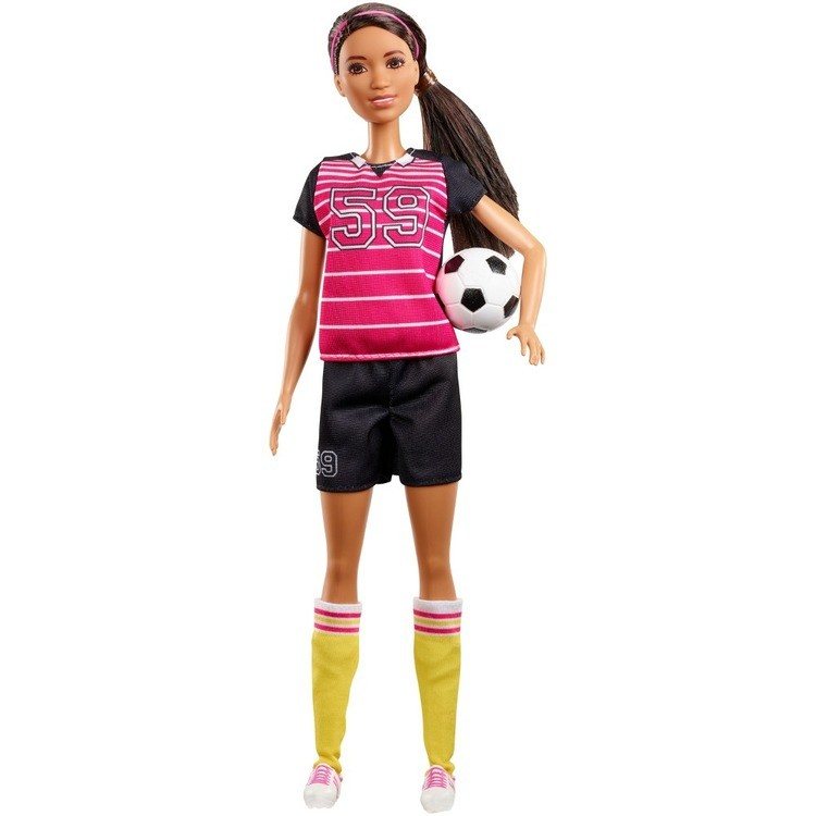 cheap Barbie Careers 60th Anniversary Athlete Doll competitive reasonable