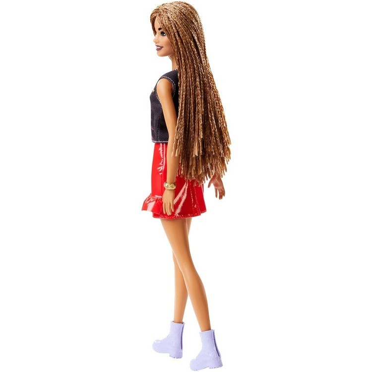 reasonable Barbie Fashionistas Doll #123 Girl Power Tee competitive cheap