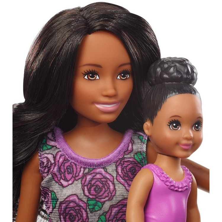 competitive Barbie Skipper Babysitters Inc. Doll & Playset - Dark Hair cheap reasonable