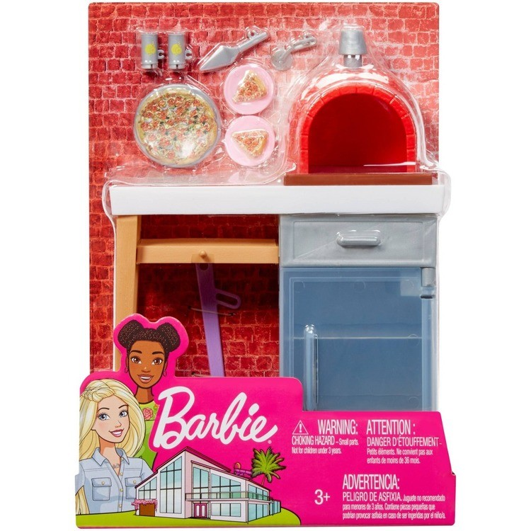 reasonable Barbie Brick Oven Accessory cheap competitive