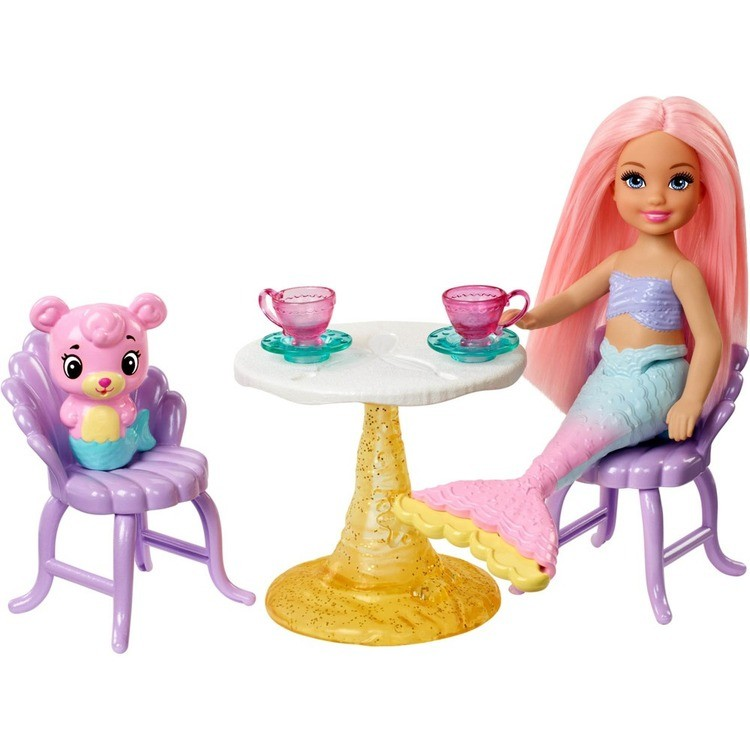 reasonable Barbie Chelsea Mermaid Playground Playset cheap competitive