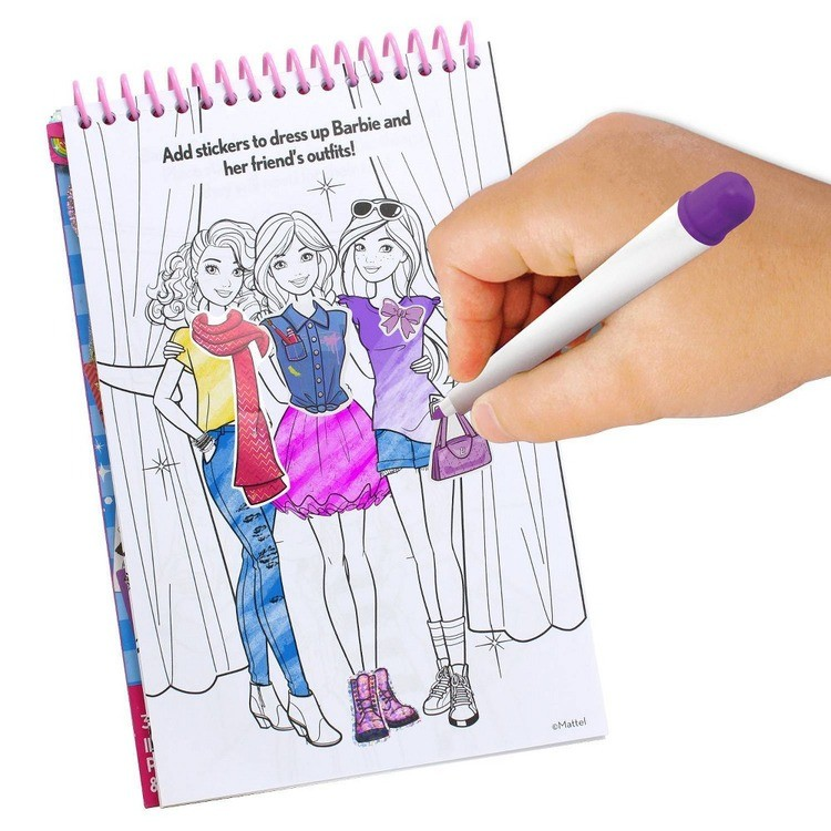 reasonable Barbie Fashion Sketch Pad competitive cheap