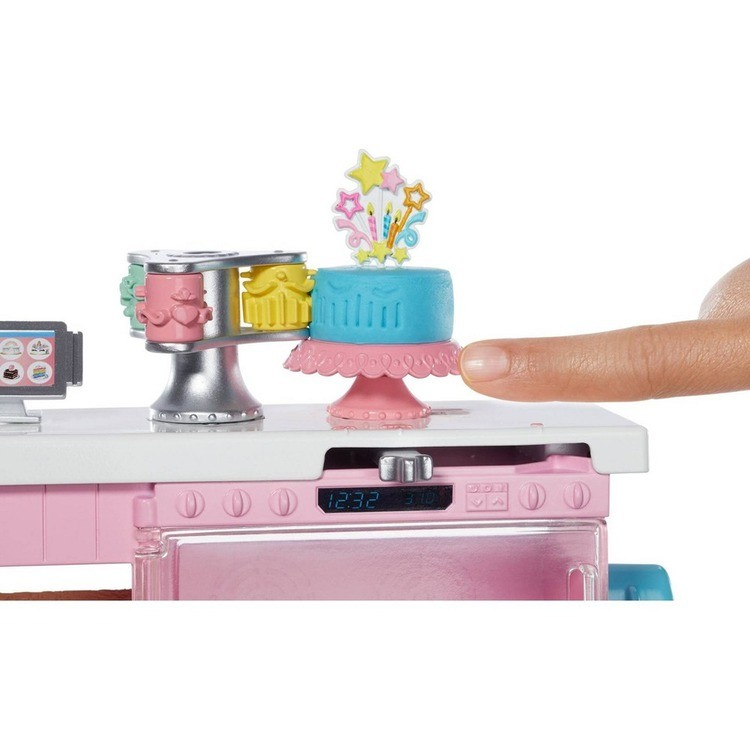 competitive Barbie Cake Bakery Playset cheap reasonable
