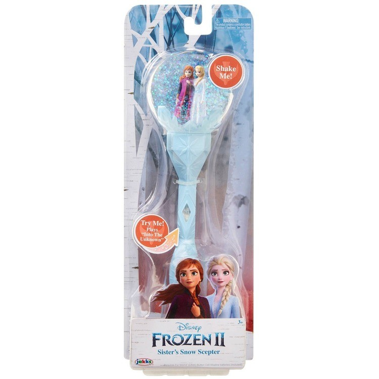 reasonable Disney Frozen 2 Sister's Snow Scepter cheap competitive