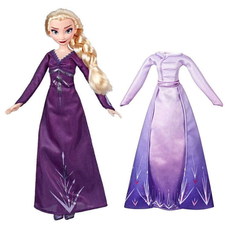 reasonable Disney Frozen 2 Arendelle Fashions Elsa Fashion Doll With 2 Outfits competitive cheap