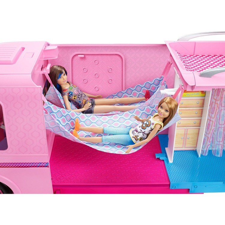 cheap Barbie Dream Camper Playset competitive reasonable