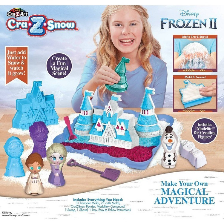 reasonable Disney Frozen 2 Make Your Own Magical Adventure Craft Activity Kit cheap competitive