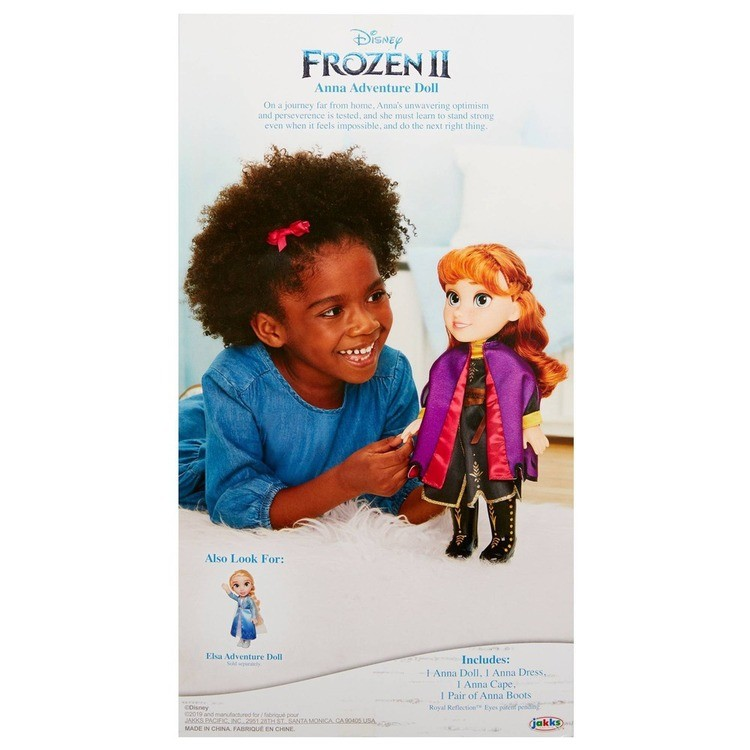 cheap Disney Frozen 2 Anna Adventure Doll competitive reasonable