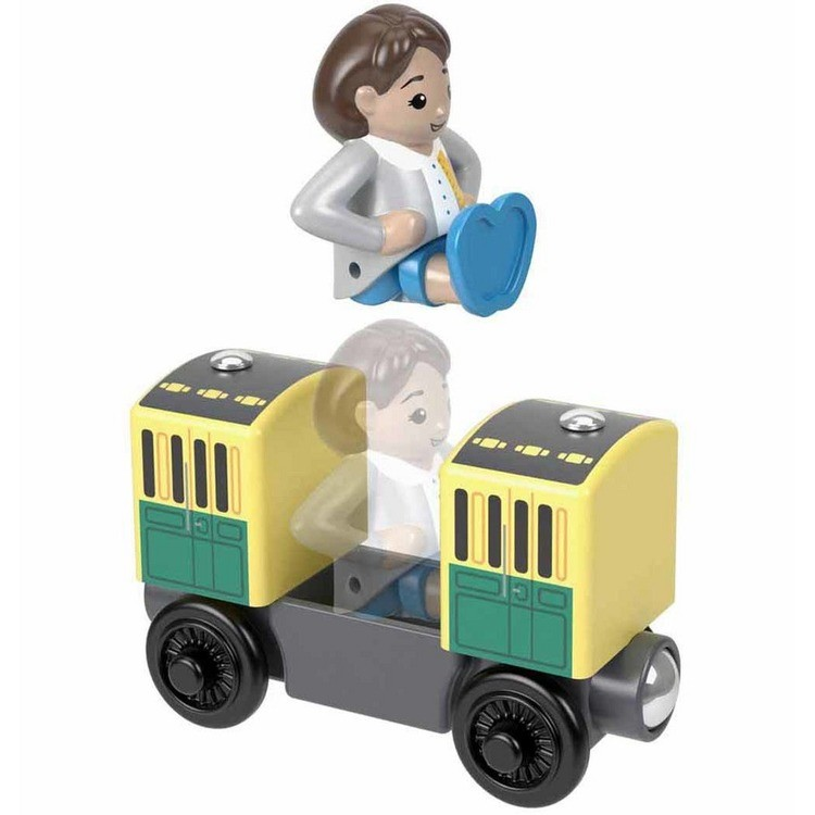 cheap Fisher-Price Thomas & Friends Wood Knapford Train Station competitive reasonable